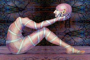 Jan Coenen - Look, I a man illusion